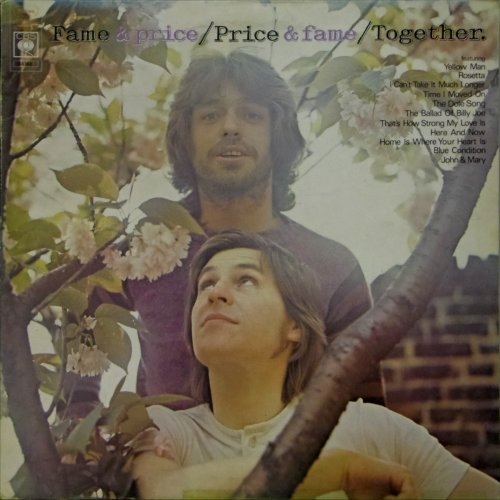 Fame and Price<br>Together<br>LP