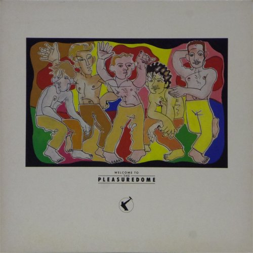 Frankie Goes To Hollywood<br>Welcome To The Pleasuredome<br>Double LP