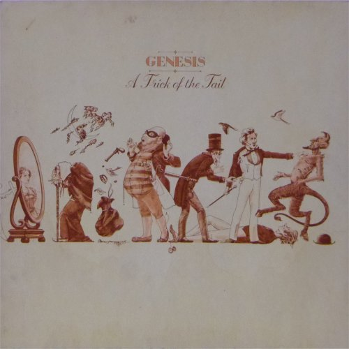 Genesis<br>A Trick of The Tail<br>LP