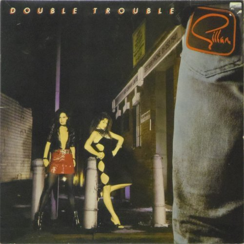 Gillan<br>Double Trouble<br>Double LP