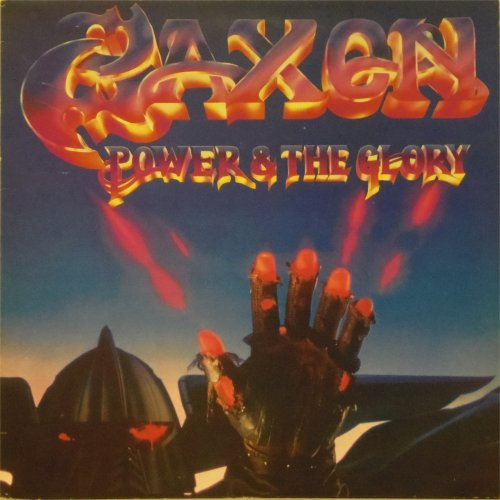 Saxon<br>Power and The Glory<br>LP