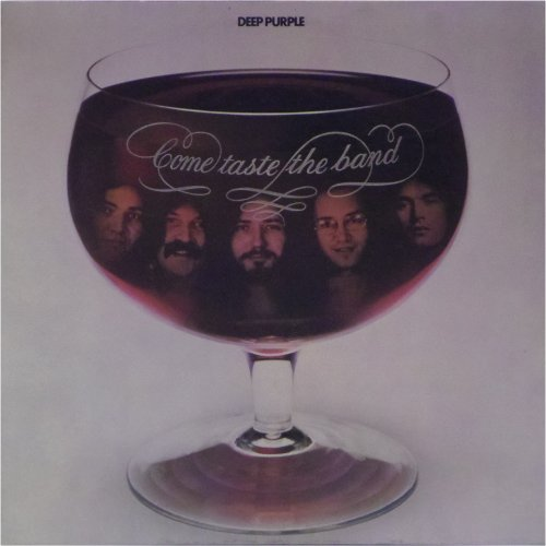 Deep Purple<br>Come Taste The Band<br>LP