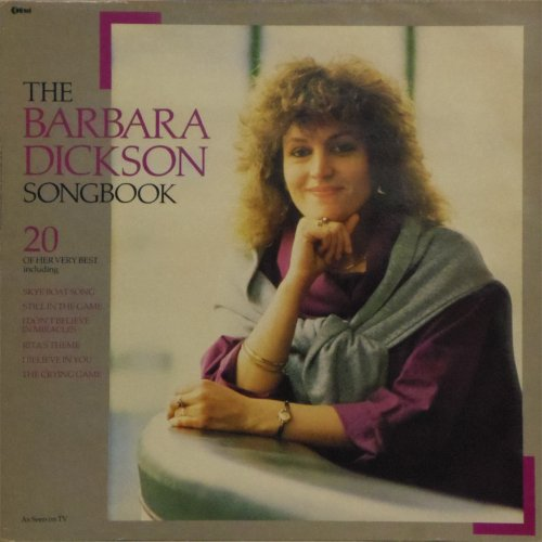 Barbara Dickson<br>The Barbara Dickson Songbook<br>LP
