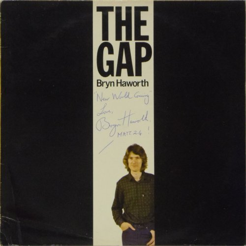 Bryn Haworth<br>The Gap<br>LP