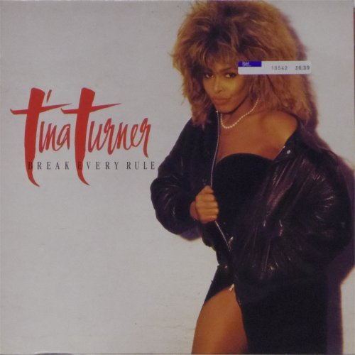 Tina Turner<br>Break Every Rule<br>LP