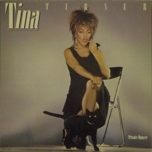 Tina Turner<br>Private Dancer<br>LP