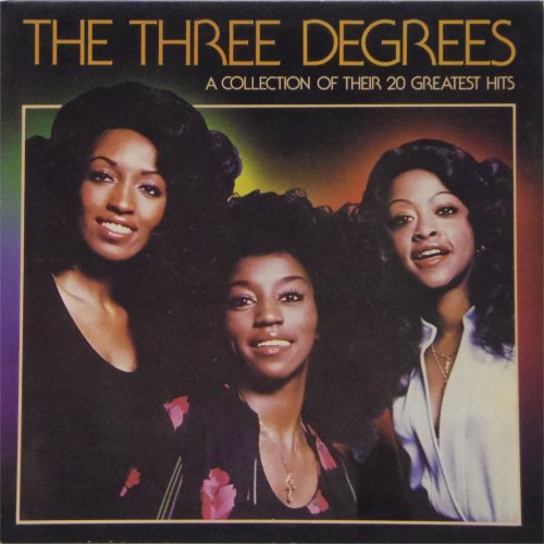 The Three Degrees<br>20 Greatest Hits<br>LP