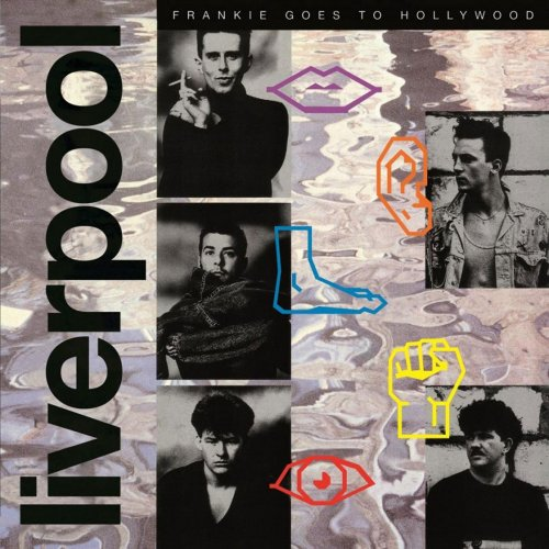 Frankie Goes To Hollywood<br>Liverpool<br>(New 180 gram re-issue)<br>LP