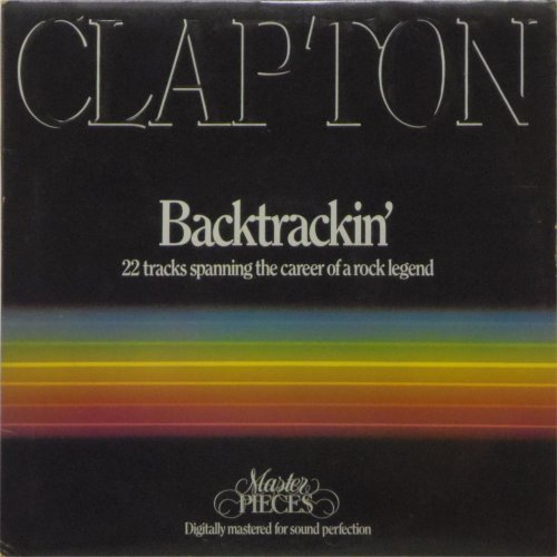 Eric Clapton<br>Backtrackin<br>Double LP