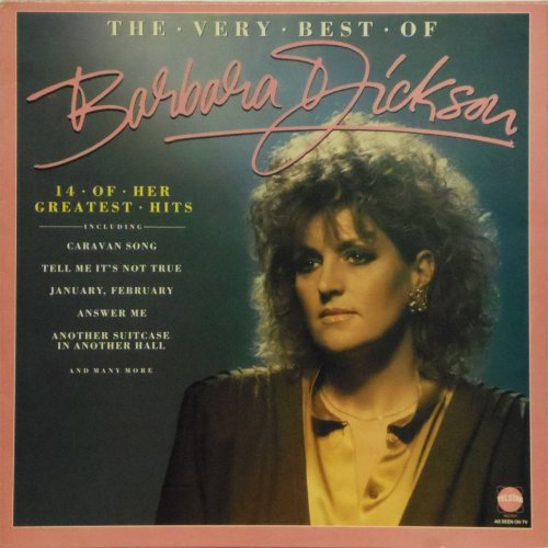 Barbara Dickson<br>The Very Best of Barbara Dickson<br>LP