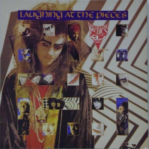 Doctor and the Medics<br>Laughing At The Pieces<br>LP
