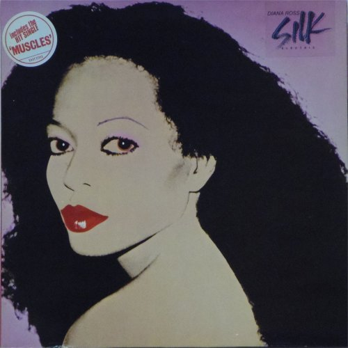 Diana Ross<br>Silk Electric<br>LP