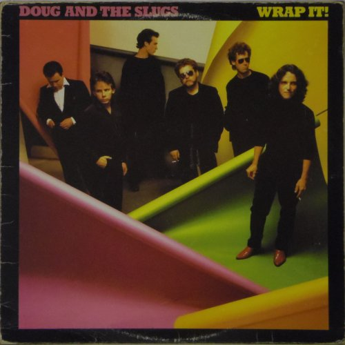 Doug And The Slugs<br>Wrap It<br>LP