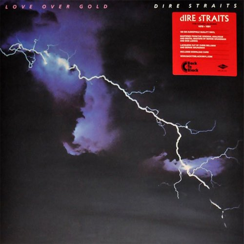 Dire Straits<br>Love Over Gold<br>(New 180 gram re-issue)<br>LP