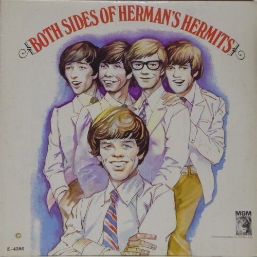 Herman's Hermits<br>Both Sides of Herman's Hermits (MONO)<br>LP