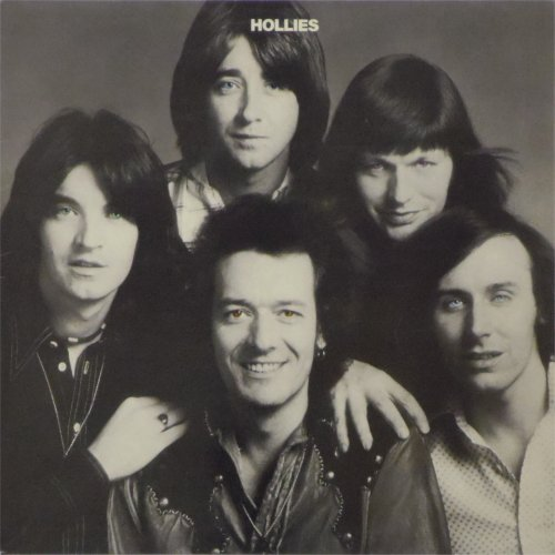 The Hollies<br>Hollies<br>LP
