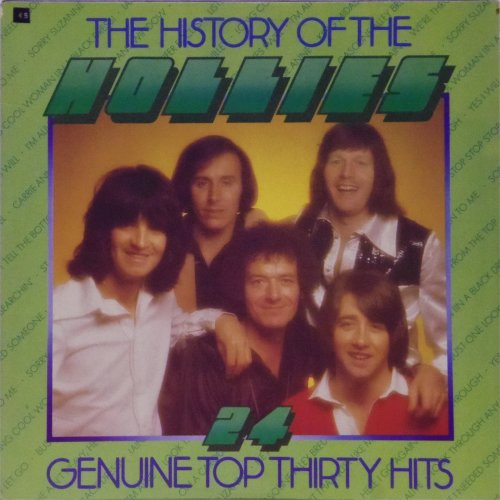 The Hollies<br>History of The Hollies<br>Double LP