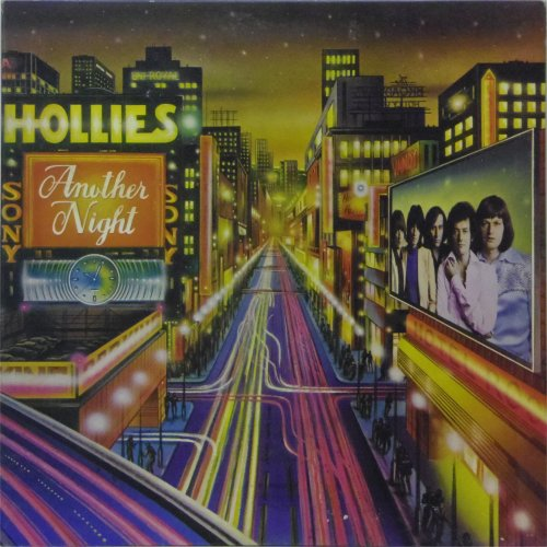 The Hollies<br>Another Night<br>LP