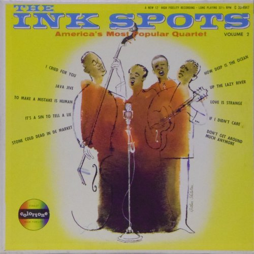 The Inkspots<br>Volume 2<br>LP
