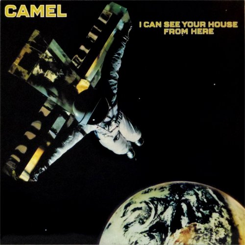 Camel<br>I Can See Your House From Here<br>LP