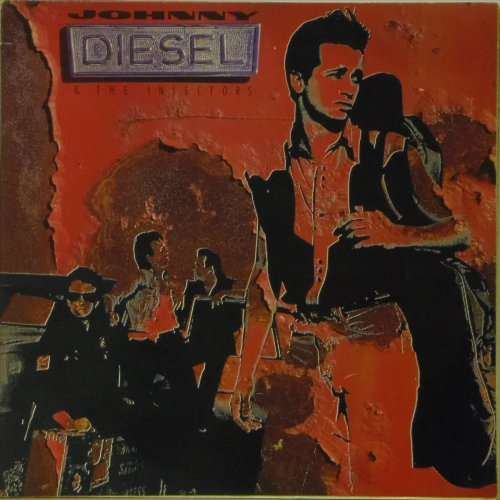 Johnny Diesel<br>Johnny Diesel & The Injectors<br>LP