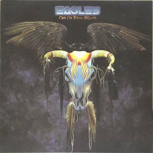 The Eagles<br>One of These Nights<br>LP (GERMAN pressing)