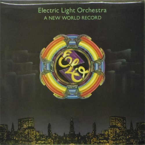 Electric Light Orchestra<br>A New World Record<br>LP