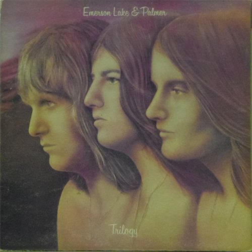 Emerson Lake & Palmer<br>Trilogy<br>LP