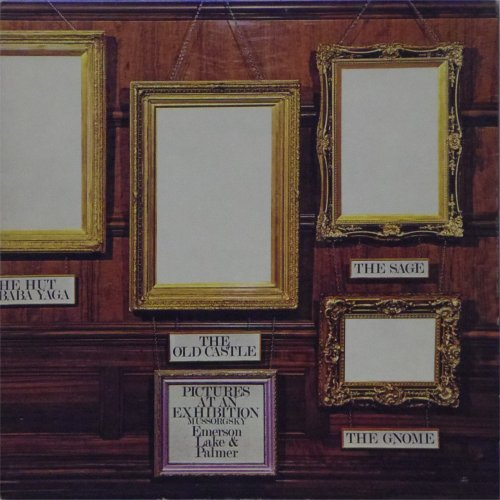 Emerson Lake & Palmer<br>Pictures at an Exhibition<br>LP