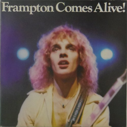 Peter Frampton<br>Frampton Comes Alive<br>Double LP