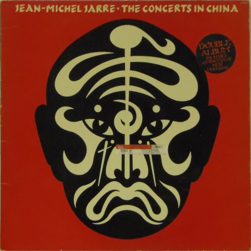 Jean-Michel Jarre<br>The Concerts In China<br>Double LP