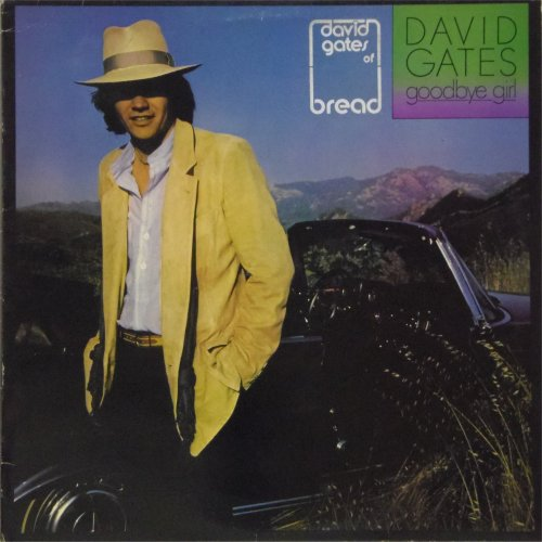 David Gates<br>Goodbye Girl<br>LP