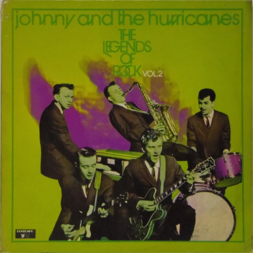 Johnny & The Hurricanes<br>The Legends of Rock Volume 2<br>Double LP