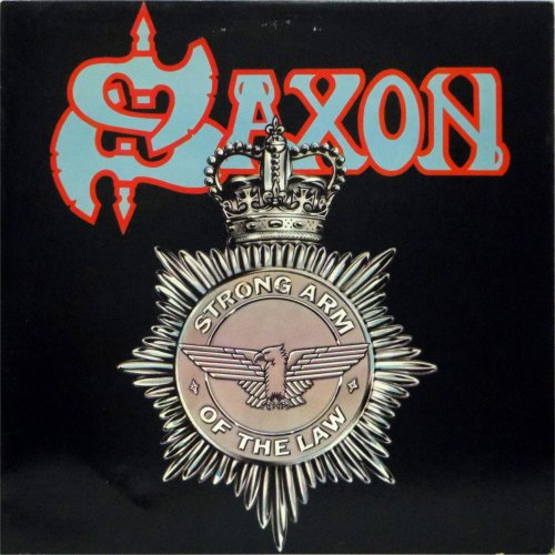 Saxon<br>Strong Arm of The Law<br>LP