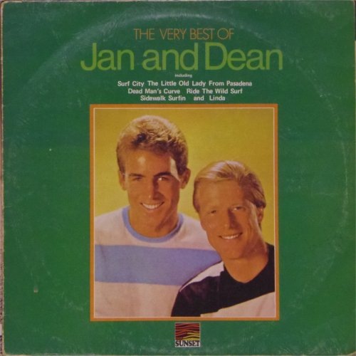 Jan & Dean<br>The Very Best of<br>LP