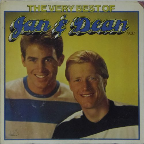 Jan & Dean<br>The Very Best of Volume 1<br>LP
