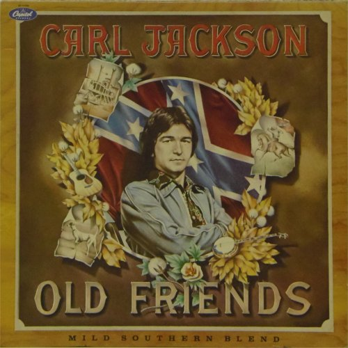 Carl Jackson<br>Old Friends<br>LP