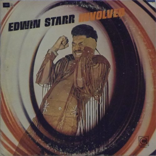 Edwin Starr<br>Involved<br>LP