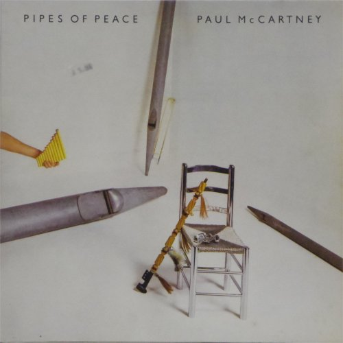 Paul McCartney<br>Pipes of Peace<br>LP