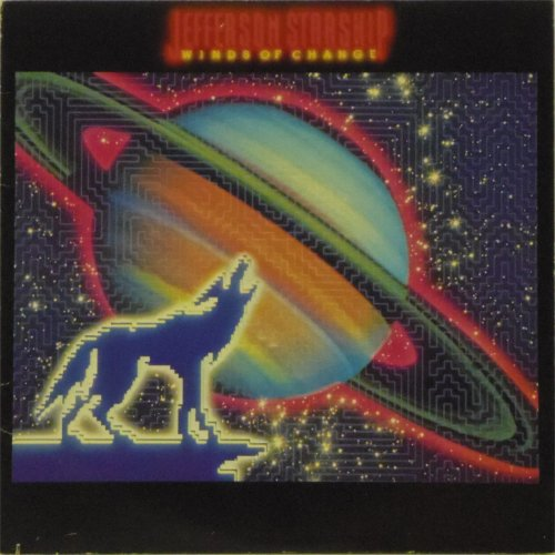 Jefferson Starship<br>Winds of Change<br>LP