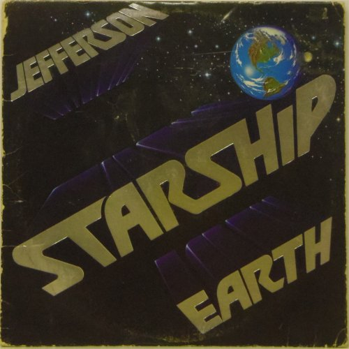 Jefferson Starship<br>Earth<br>LP