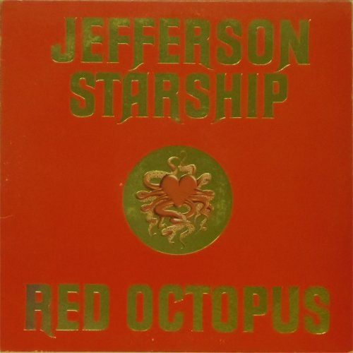 Jefferson Starship<br>Red Octopus<br>LP