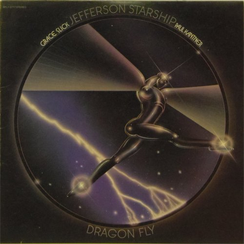 Jefferson Starship<br>Dragonfly<br>LP