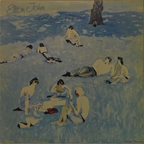 Elton John<br>Blue Moves<br>Double LP