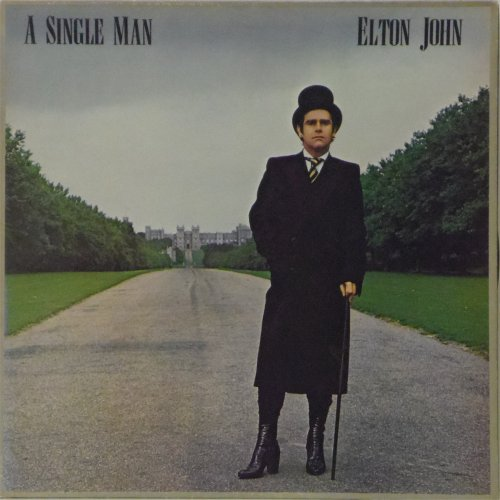 Elton John<br>A Single Man<br>LP
