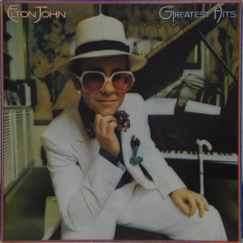 Elton John<br>Greatest Hits<br>LP