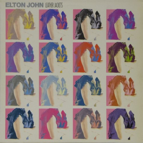 Elton John<br>Leather Jackets<br>LP