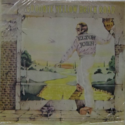 Elton John<br>Goodbye Yellow Brick Road<br>Double LP