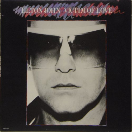 Elton John<br>Victim of Love<br>LP