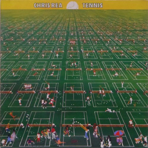 Chris Rea<br>Tennis<br>LP